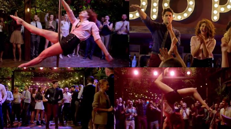 Chandralekha song teaser: Jacqueline Fernandez shows off her pole dancing skills!