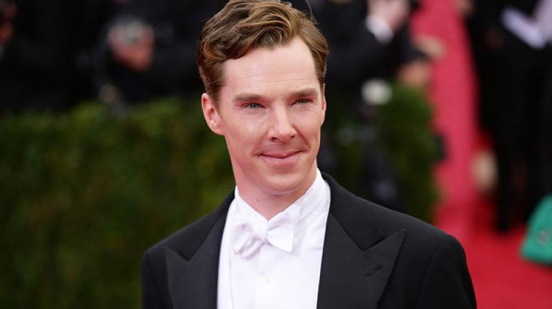 Benedict Cumberbatch starring in The Child in Time for the BBC