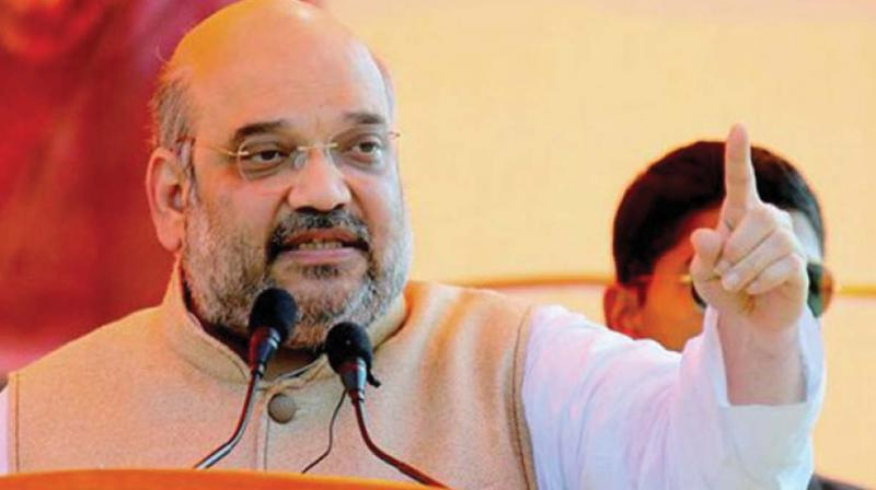 Should explain injustice to Gujarat during its rule: Shah