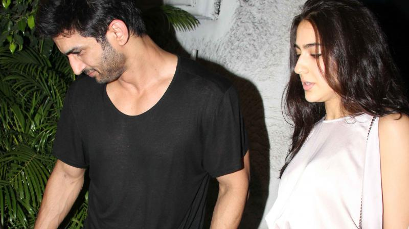 Sushant Singh Rajput-Sara Ali Khan's Kedarnath postponed to 2018 end