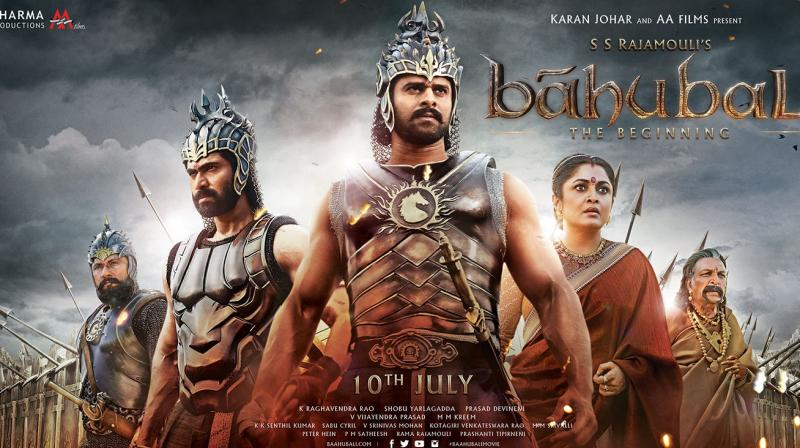 Prabhas gets emotional as Baahubali The Beginning completes two years