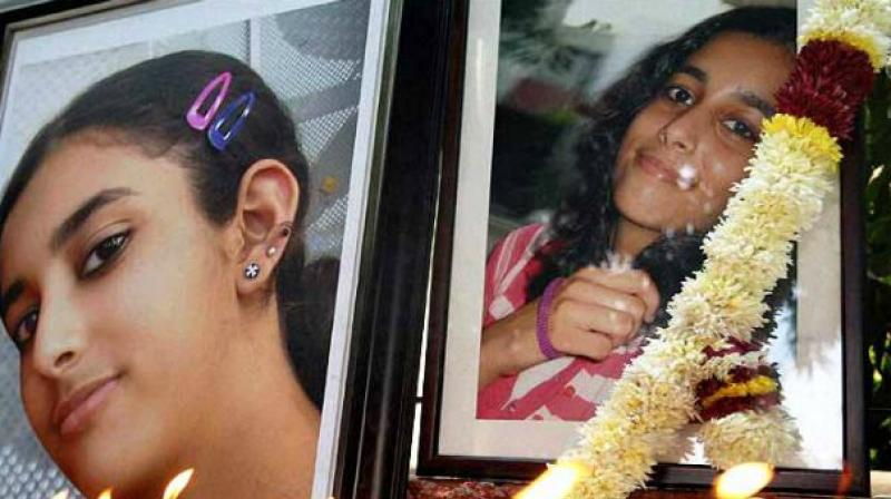 Aarushi was found dead inside her room in the Talwars' Noida residence with her throat slit in May 2008. (Photo: File)