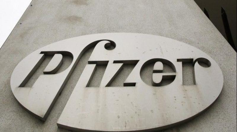 Pfizer surges 7% on acquisition of Neksium brand from AstraZeneca