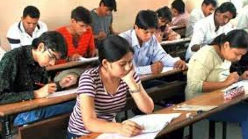 School exams conducted smoothly after months of Kashmir unrest