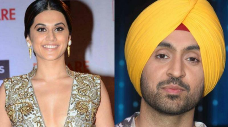 Taapsee To Star In Biopic On Former Indian Hockey Captain Sandeep Singh