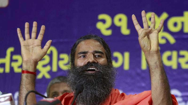 I want to visit Pakistan to teach Yoga: Baba Ramdev