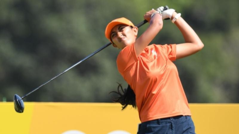Aditi Ashok clinches historic women's Indian Open title