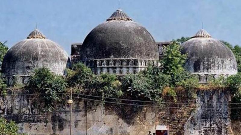Babri case: Court to frame charges against Advani, Joshi, Uma Bharati