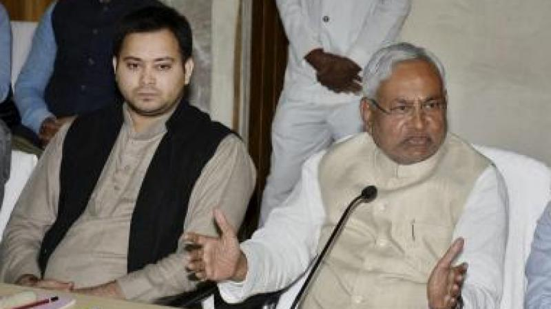 Bihar crisis deepens as Nitish wants his deputy to resign
