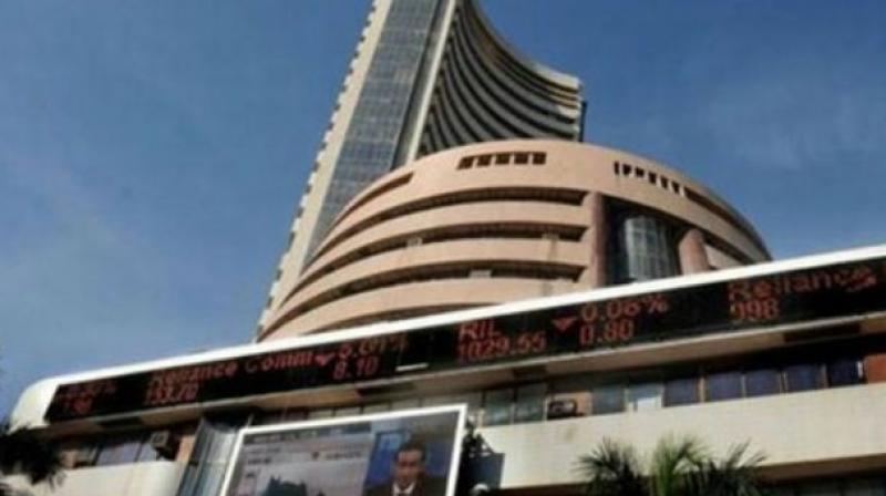 Indian equities slip as global cues spook investors (Second Lead)