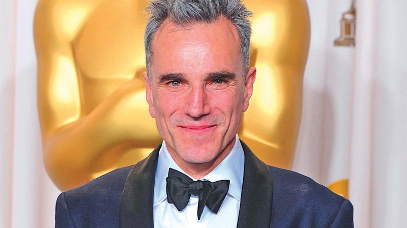 Daniel Day-Lewis has announced that his acting days are over