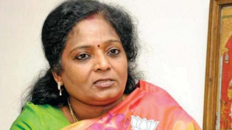 Tamilisai Soundararajan takes pot shots at Stalin over ...