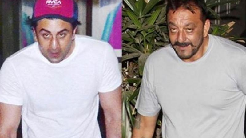 Ranbir Kapoor Gets Beefed Up For Sanjay Dutt Biopic