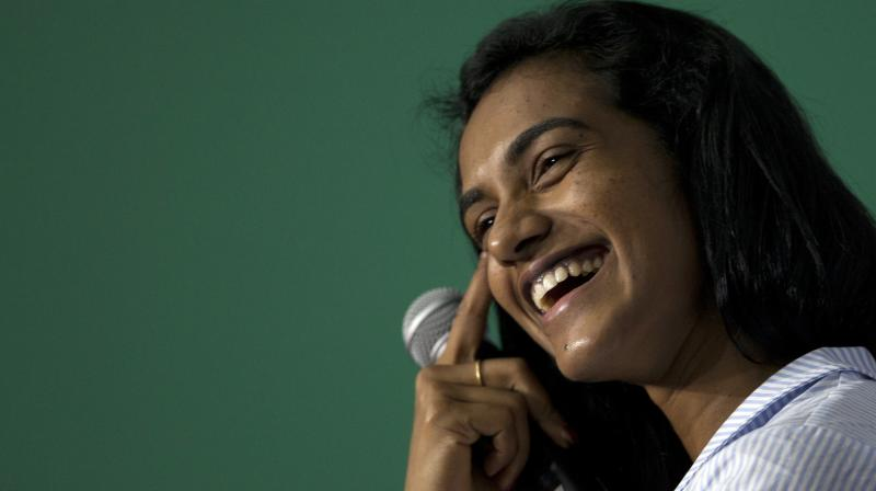 Olympic silver medalist PV Sindhu nominated for Padma Bhushan award