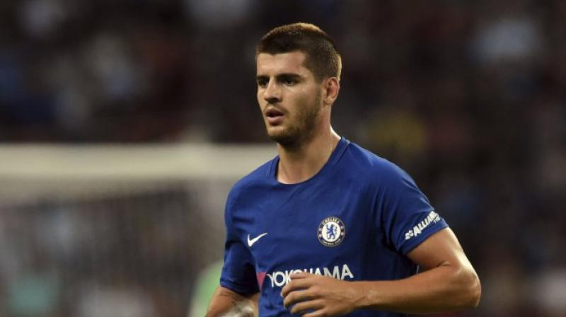 Injured Morata forced to pull out of Spain squad