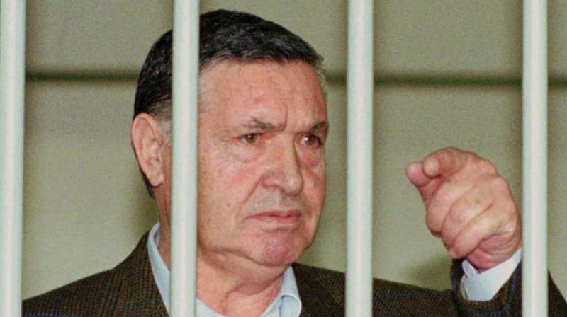 Toto Riina, 87, Mafia 'boss of bosses'