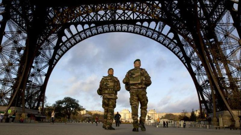 Custody Extended for 5 Suspects in French Attack Plot