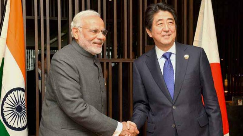 Ahmedabad: Modi, Abe to visit iconic mosque, have Gujarati thali for dinner