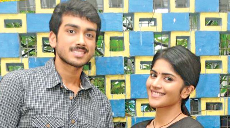 Kalidas Jayaram and Megha Akash