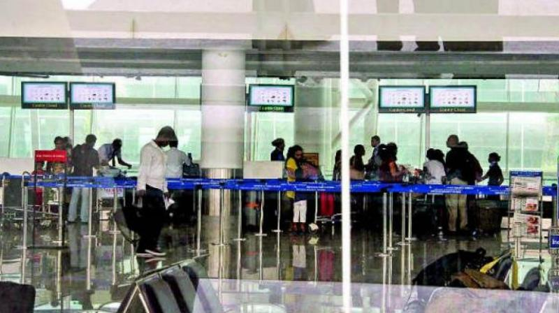 ISI agent surrenders at Delhi's IGI Airport; agencies verifying travels documents