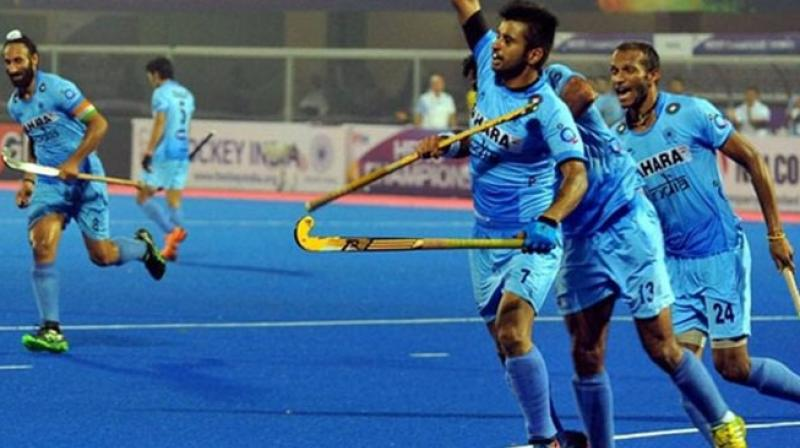 India Keep Lead After Edging Malaysia 2-1