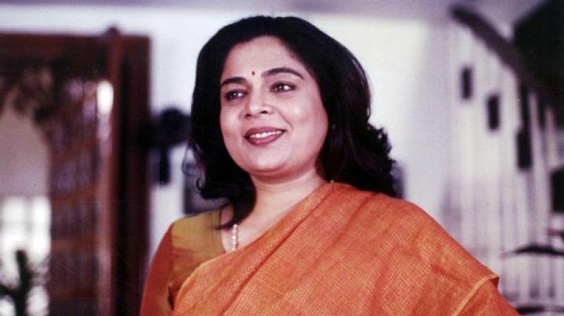 Reema Lagoo (Deccan Chronicle)