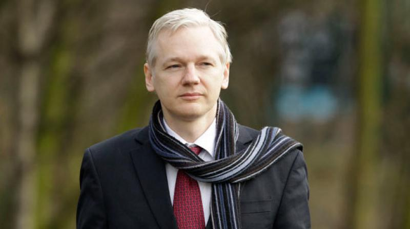 Wikileaks Claims Assange's Internet Access Blocked By 'A State Party'