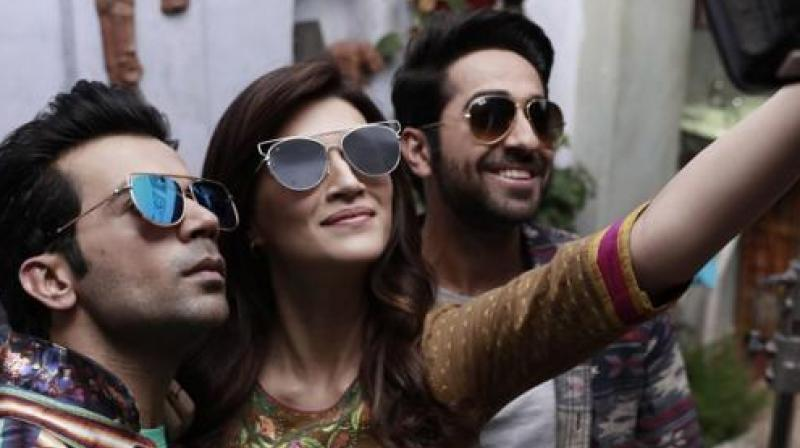 'Bareilly Ki Barfi' holds stable at the box office on day 5
