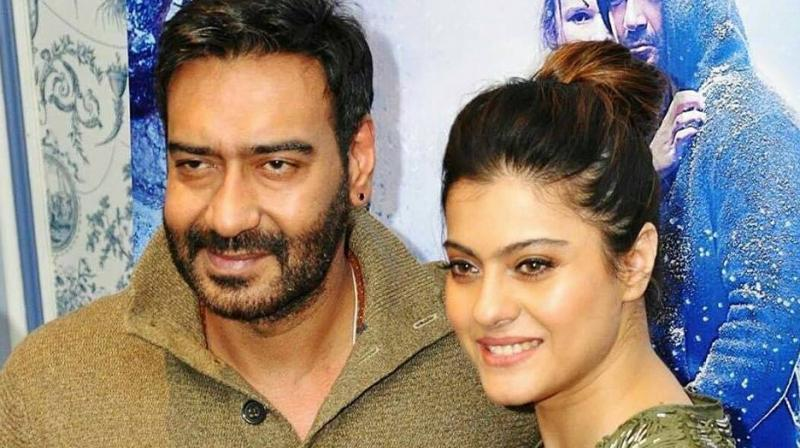 Ajay does not want to feature in a film opposite his wife Kajol.