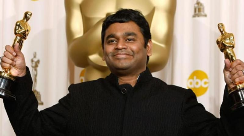 AR Rahman last composed for Sridevi's 'Mom,' in Bollywood.