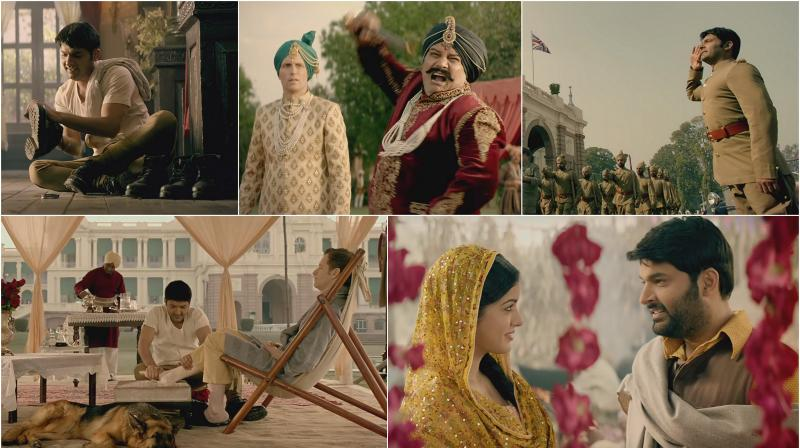 Firangi trailer: Kapil Sharma engrosses with quality acting in upcoming comedy flick