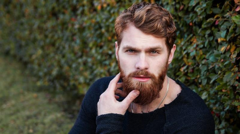 Women are more attracted to men with facial hair, new study finds. (Photo: Pexels)