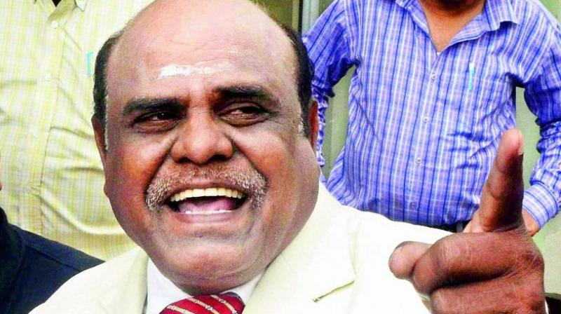 Calcutta High Court Justice C S Karnan