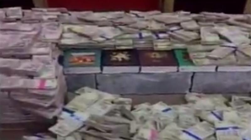 ₹30 crore in old notes recovered from rowdy Nagaraj's office