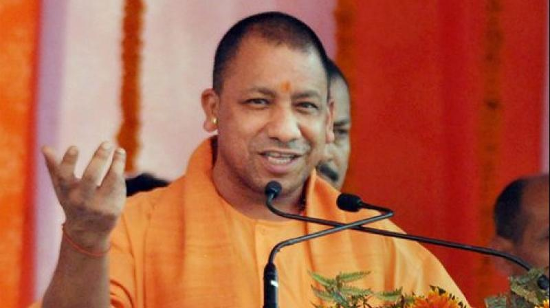 UP Chief Minister Yogi Adityanath (Photo: PTI)