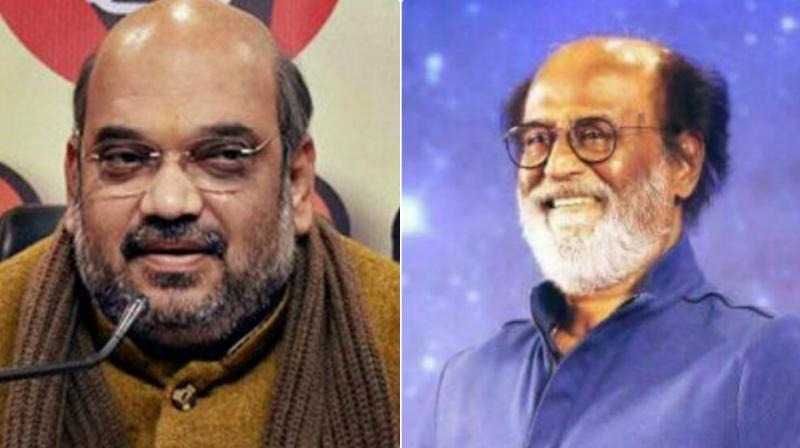 Radical pro-Tamil group opposes Superstar Rajinikanth's entry into politics