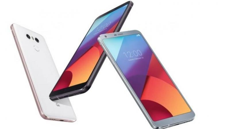 LG G6 Price in India - Rs. 51990 MOP, available from April 29th