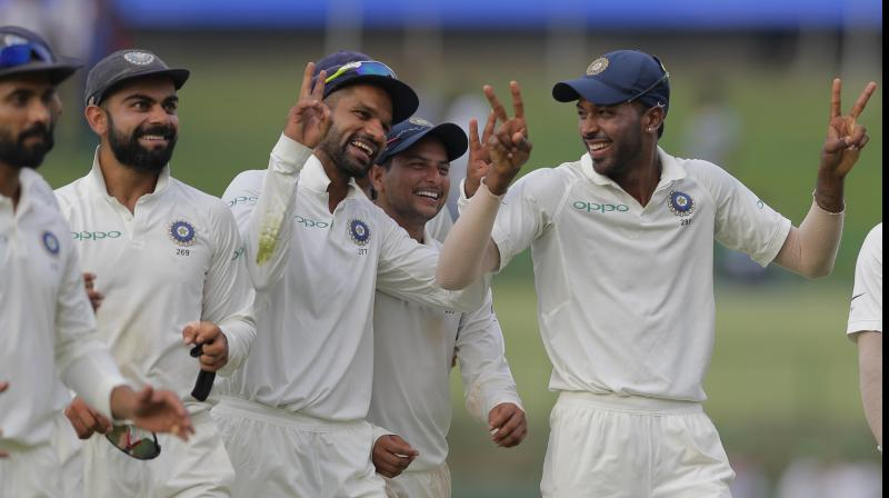SL vs India 3rd Test cricket match, Day 3: Virat Kohli's men eye cleansweep
