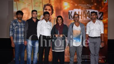 Director Sujoy Ghosh reunites with powerhouse performer Vidya Balan yet again for the second instalment of the Kahaani franchise, also starring Arjun Rampal.