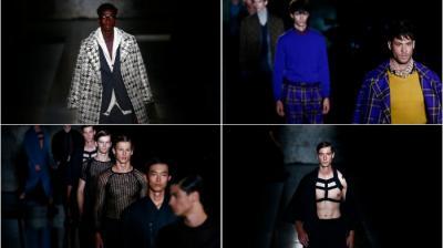Barcelona Fashion Week (Photo: AP)