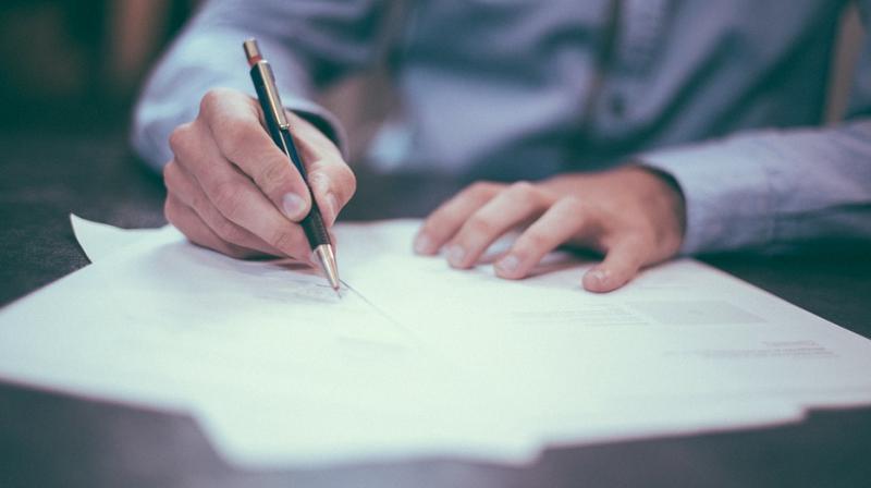 Handwriting reveals personality traits, says study (Photo: Pixabay)