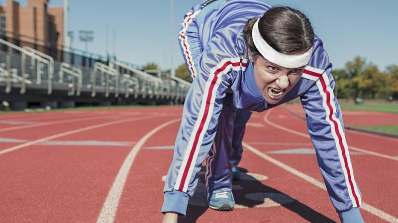 Testosterone gives female athletes edge over rivals