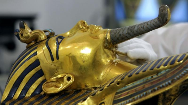 Tutenkhamun's wife Ankhesenamun may finally have been found