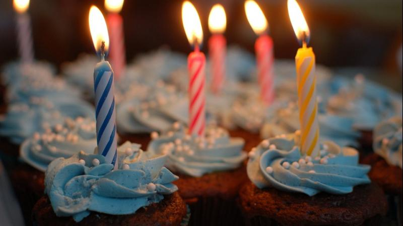 Saliva that is spread when blowing out a birthday cake, increases bacteria icing by almost 1,400 percent (Photo: Pixabay)