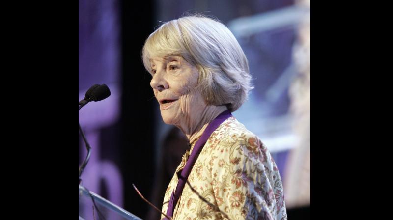 Judith Jones (1924 - 2017)