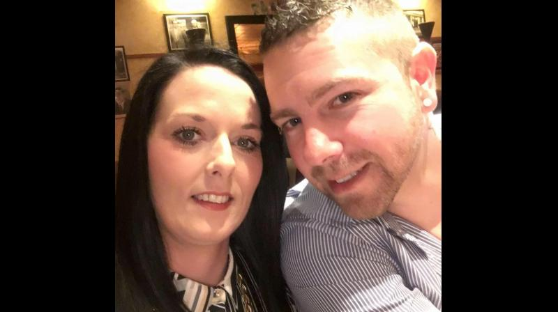 Teresa had advertised partner Rob as 'annoying' but 'house-trained' and said he was free to collect in the social media post. (Photo: Facebook)
