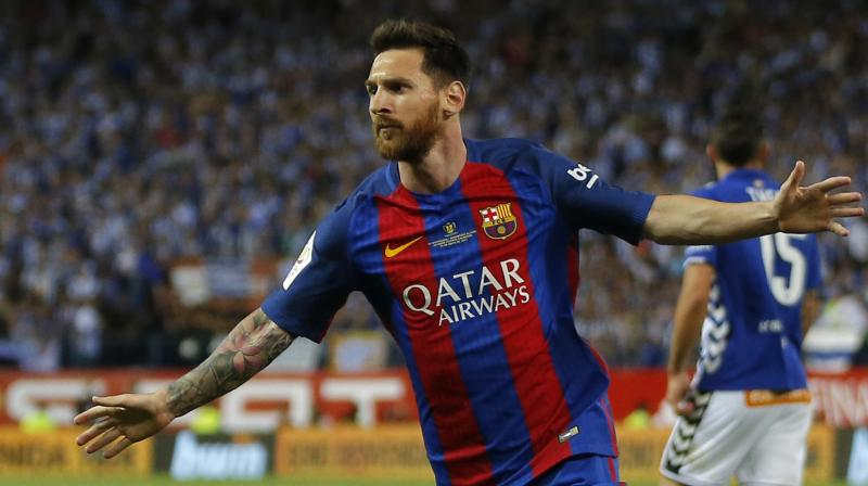 Messi Demands Offloading Of Four Players Before Signing A New Deal