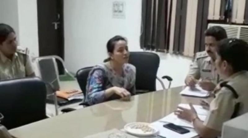 Panchkula Court sends Honeypreet Insan to six-day Police remand