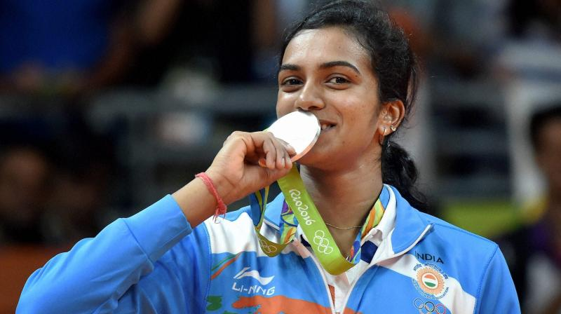 PV Sindhu to accept Chandrababu's offer, joins as Deputy Collector