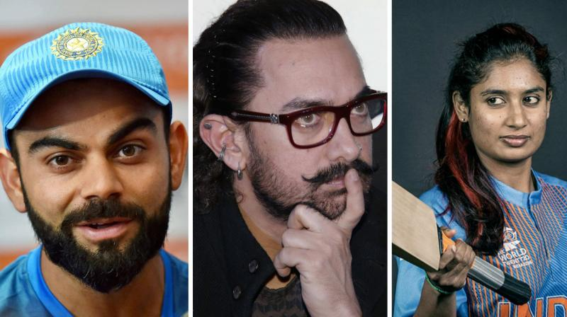 Virat Kohli has a given Anushka Sharma a cute name